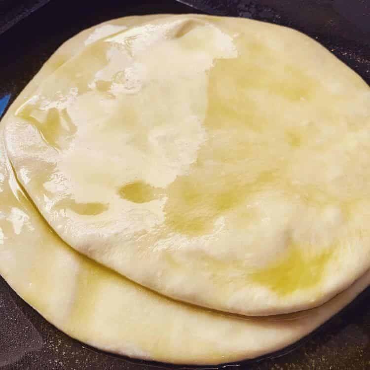 homemade filo pastry