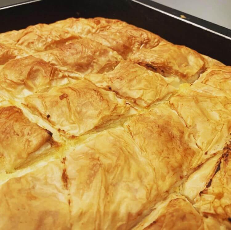 greek desserts recipes Greek custard pie (Galaktoboureko recipe)